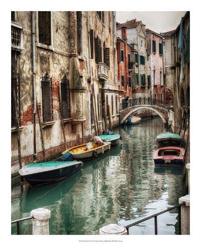Six Boats-Danny Head-Giclee Print