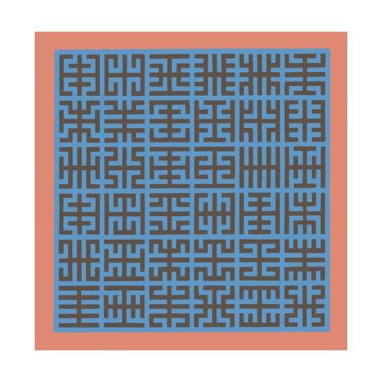 Six by Six, 2008-Peter McClure-Giclee Print