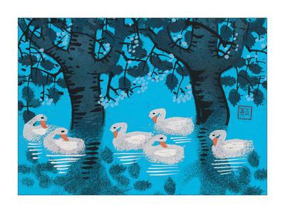 https://imgc.artprintimages.com/img/print/six-swimming-swans_u-l-f4eqgv0.jpg?p=0