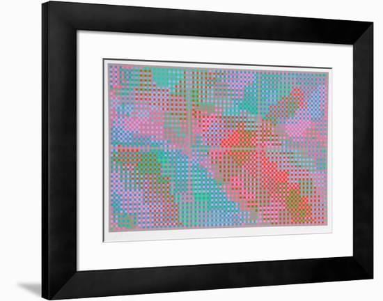 Sixes-Tony Bechara-Framed Limited Edition