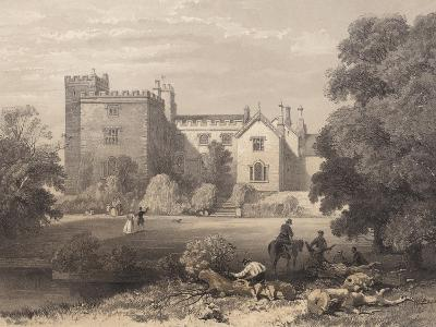 Sizergh Hall, Westmoreland-Frederick William Hulme-Giclee Print