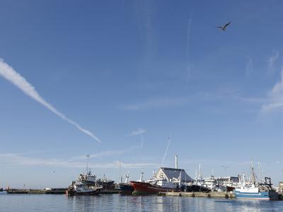 Skagen is Hosting the Last of the Danish Fishing Fleet, Denmark-Brimberg & Coulson-Photographic Print