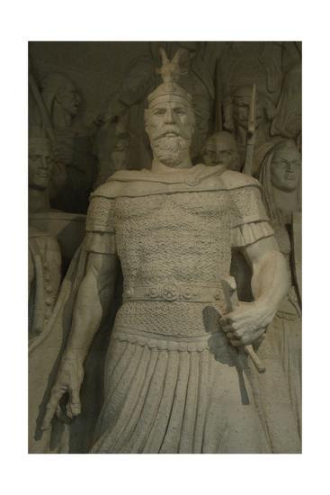 Skanderbeg--Giclee Print