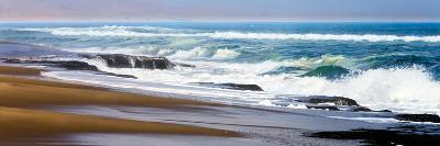 Skeleton Coast, Namibia. Surf-Janet Muir-Photographic Print