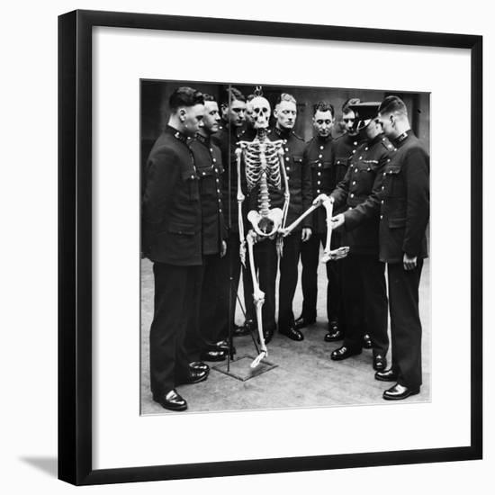 Skeleton Force--Framed Photographic Print