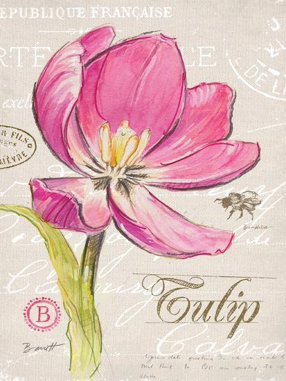 Sketchbook Tulip-Chad Barrett-Art Print