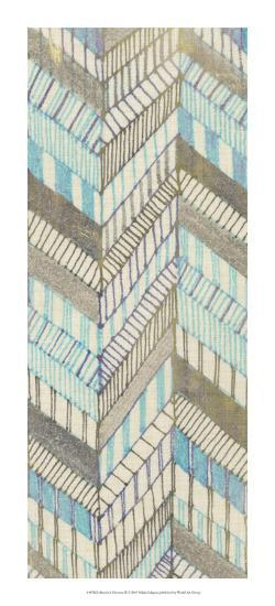 Sketched Chevron II-Nikki Galapon-Giclee Print