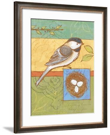 Sketched Nature 2-Holli Conger-Framed Giclee Print