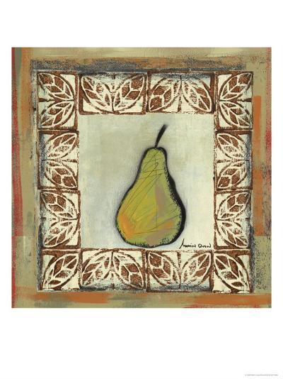 Sketched Pear-Martin Quen-Art Print