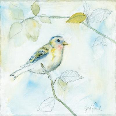 Sketched Songbird I-Sue Schlabach-Art Print