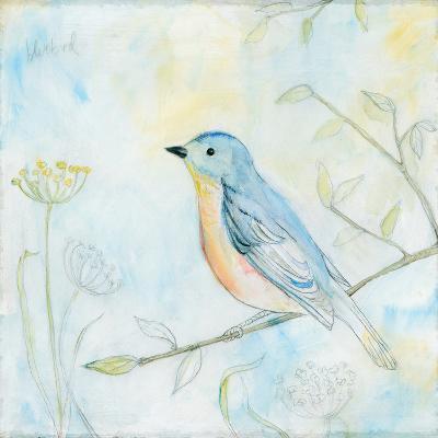 Sketched Songbird II-Sue Schlabach-Art Print
