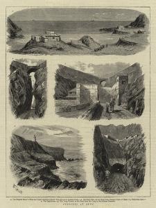 Sketches at Aden