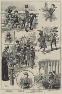 Sketches at Brighton