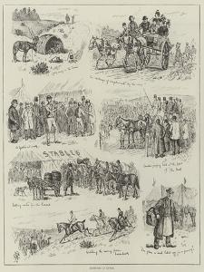 Sketches at Epsom