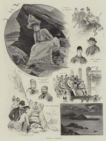 Sketches at Ilfracombe-Henry Stephen Ludlow-Giclee Print