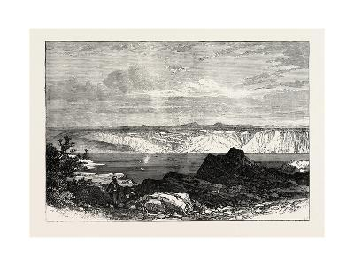 Sketches from Palestine: the Sea of Galilee--Giclee Print