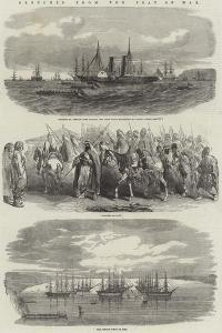 Sketches from the Seat of War