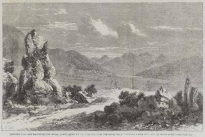 Sketches from the Washoe Silver Region-Richard Principal Leitch-Giclee Print