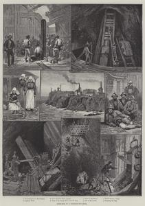 Sketches in a Cornish Tin-Mine