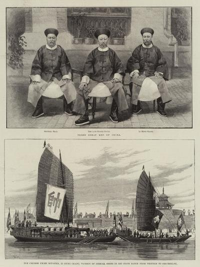 Sketches in China-Melton Prior-Giclee Print