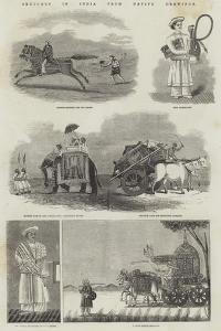 Sketches in India from Native Drawings
