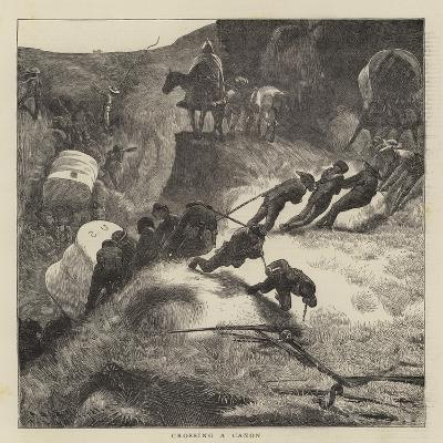 Sketches in the Far West-Arthur Boyd Houghton-Giclee Print