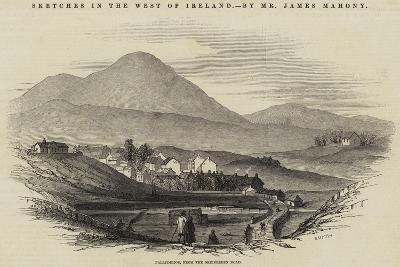 Sketches in the West of Ireland--Giclee Print