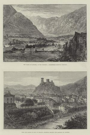 Sketches of Andorra-E. Jennings-Giclee Print