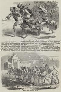 Sketches of Calcutta
