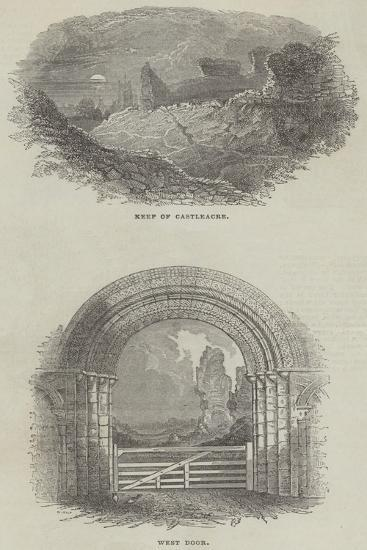 Sketches of Castleacre--Giclee Print