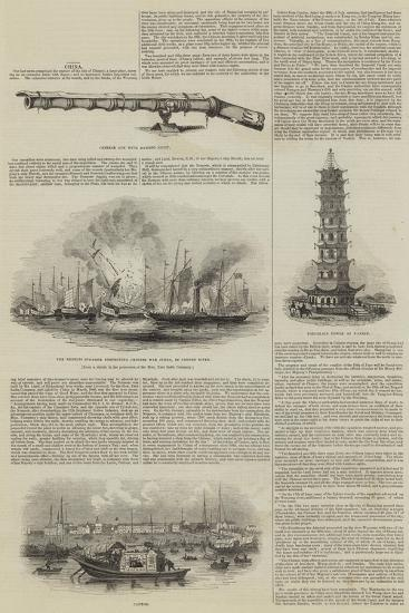 Sketches of China--Giclee Print