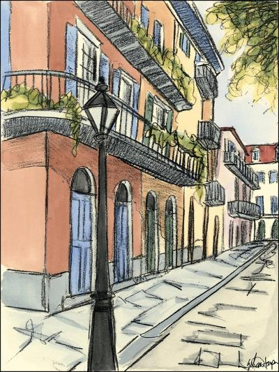 Sketches of Downtown I-Ethan Harper-Art Print