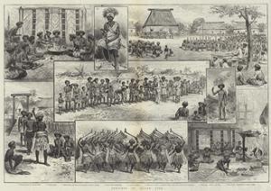 Sketches of Fijian Life