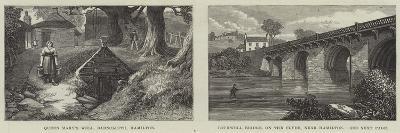 Sketches of Hamilton-James Burrell Smith-Giclee Print