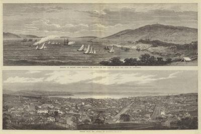 Sketches of Hobart