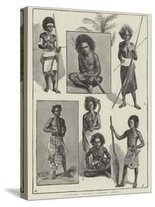 Sketches of Native Life in the South Pacific Islands