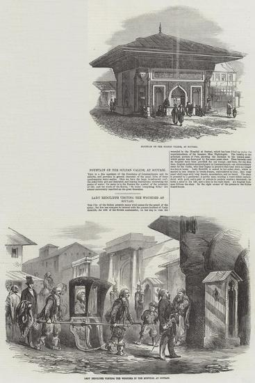 Sketches of Scutari--Giclee Print