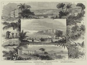 Sketches of St Raphael, Near Cannes