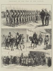 Sketches of the War in the Soudan