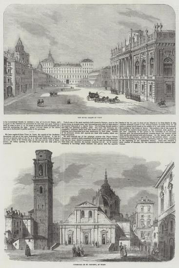 Sketches of Turin--Giclee Print