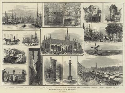 Sketches of Yarmouth and its Neighbourhood-Samuel Read-Giclee Print