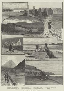 Sketches on the West Coast of Donegal