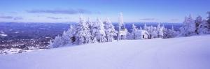 Ski Resort, Stratton Mountain Resort, Stratton, Windham County, Vermont, USA