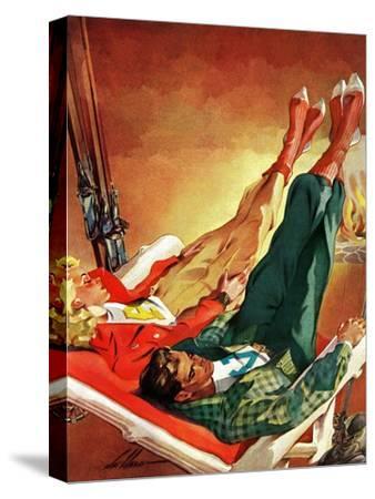 """Apres Ski,"" February 22, 1941"