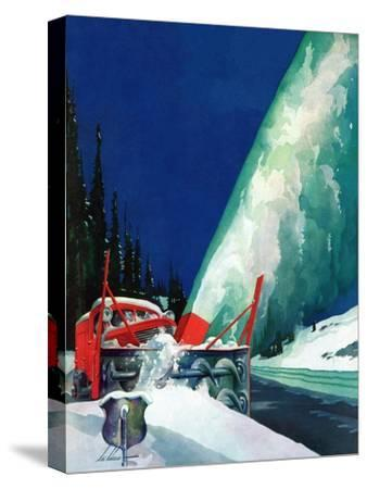 """Highway Snowplow,"" January 18, 1941"