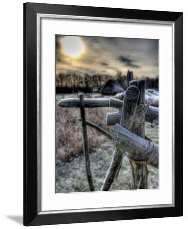 Skidoo-Jim Crotty-Framed Photographic Print