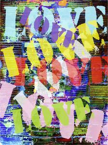 Graffiti Love I by Skip Nall
