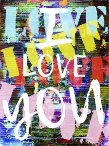 Graffiti Love II by Skip Nall