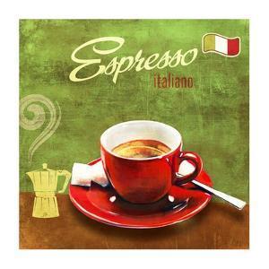 Espresso by Skip Teller