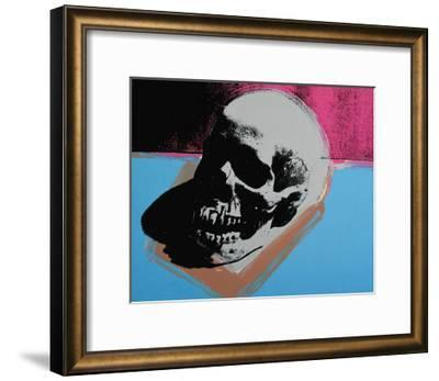 Skull, 1976-Andy Warhol-Framed Art Print